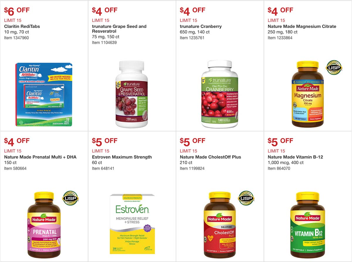 Costco April 2020 Coupon Book Page 13