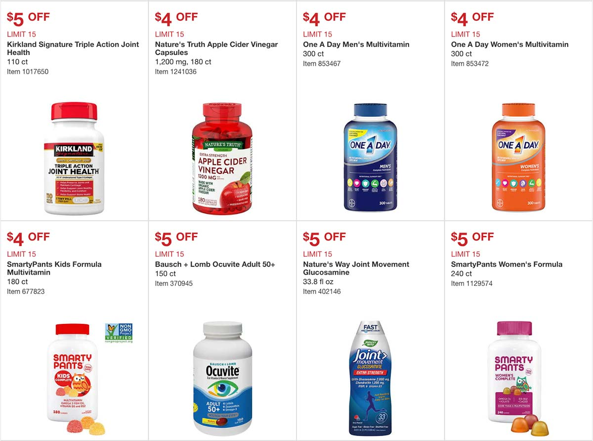 Costco April 2020 Coupon Book Page 14