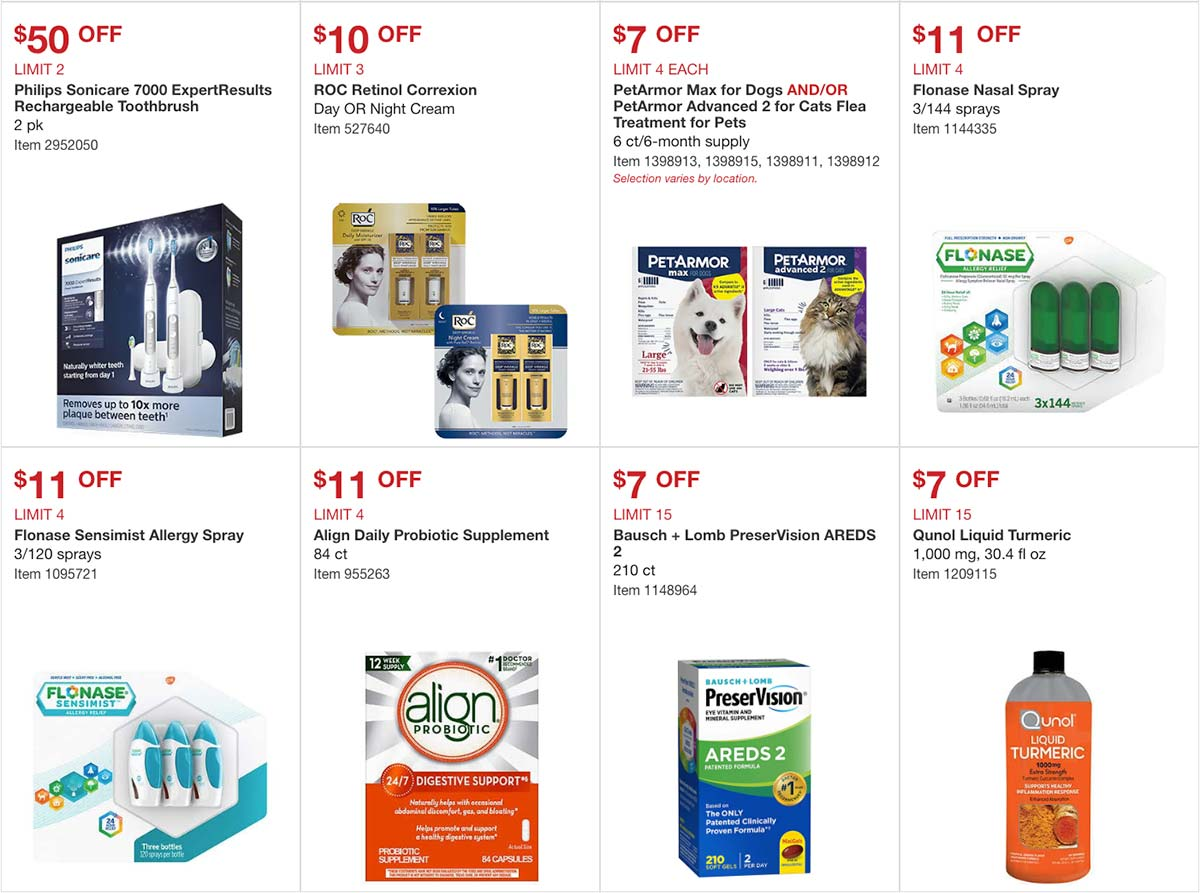 Costco April 2020 Coupon Book Page 8