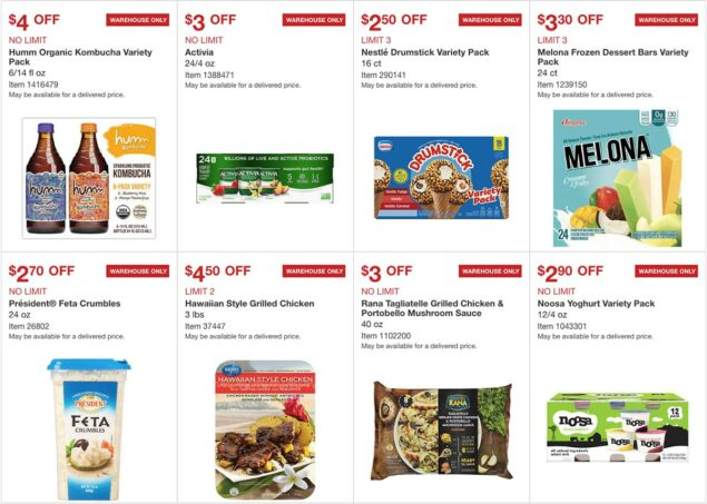 Costco May 2020 Coupon Book Page 12