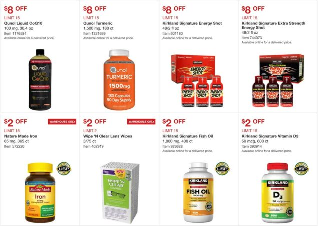 Costco May 2020 Coupon Book Page 13