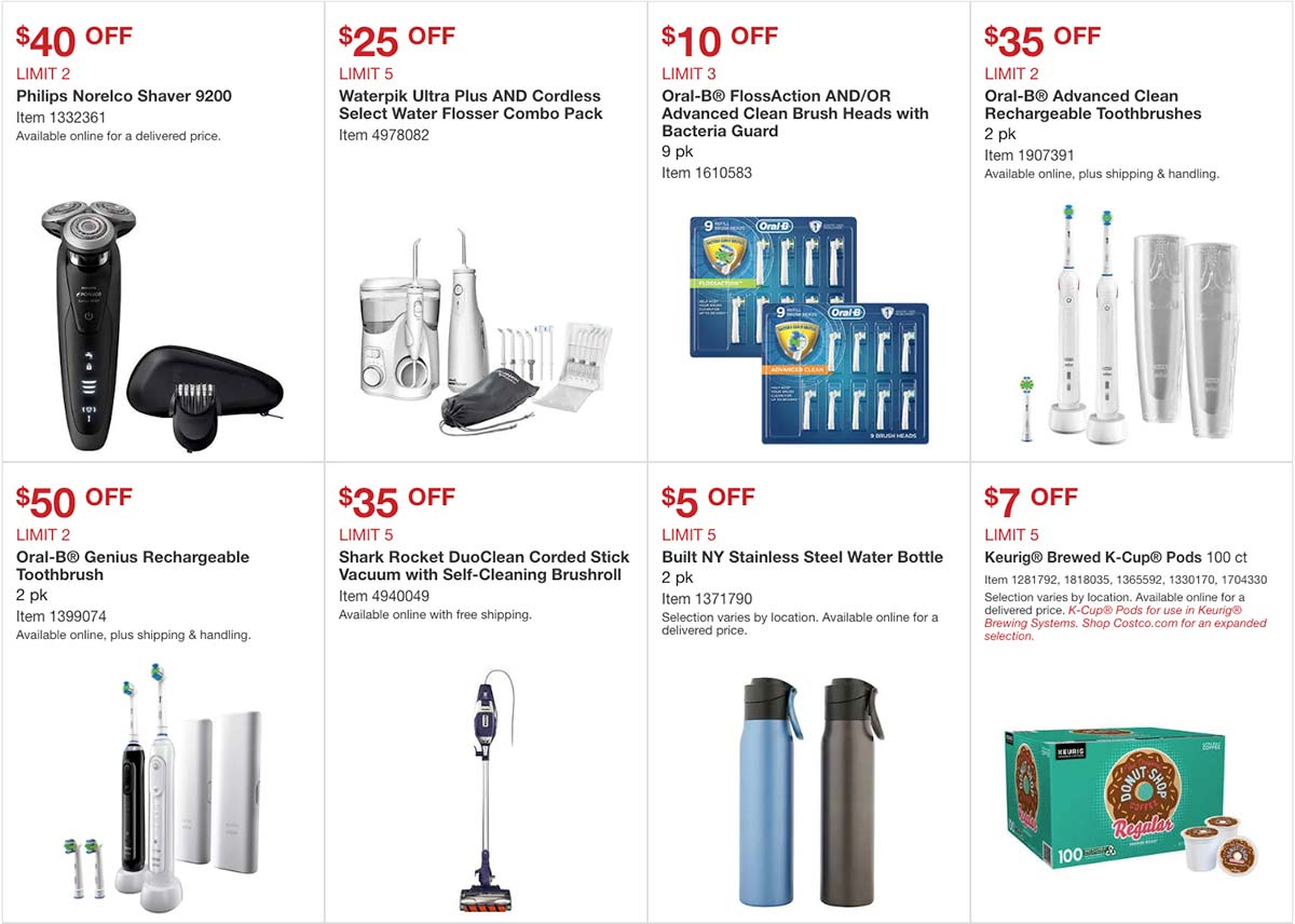 Costco May 2020 Coupon Book Page 4