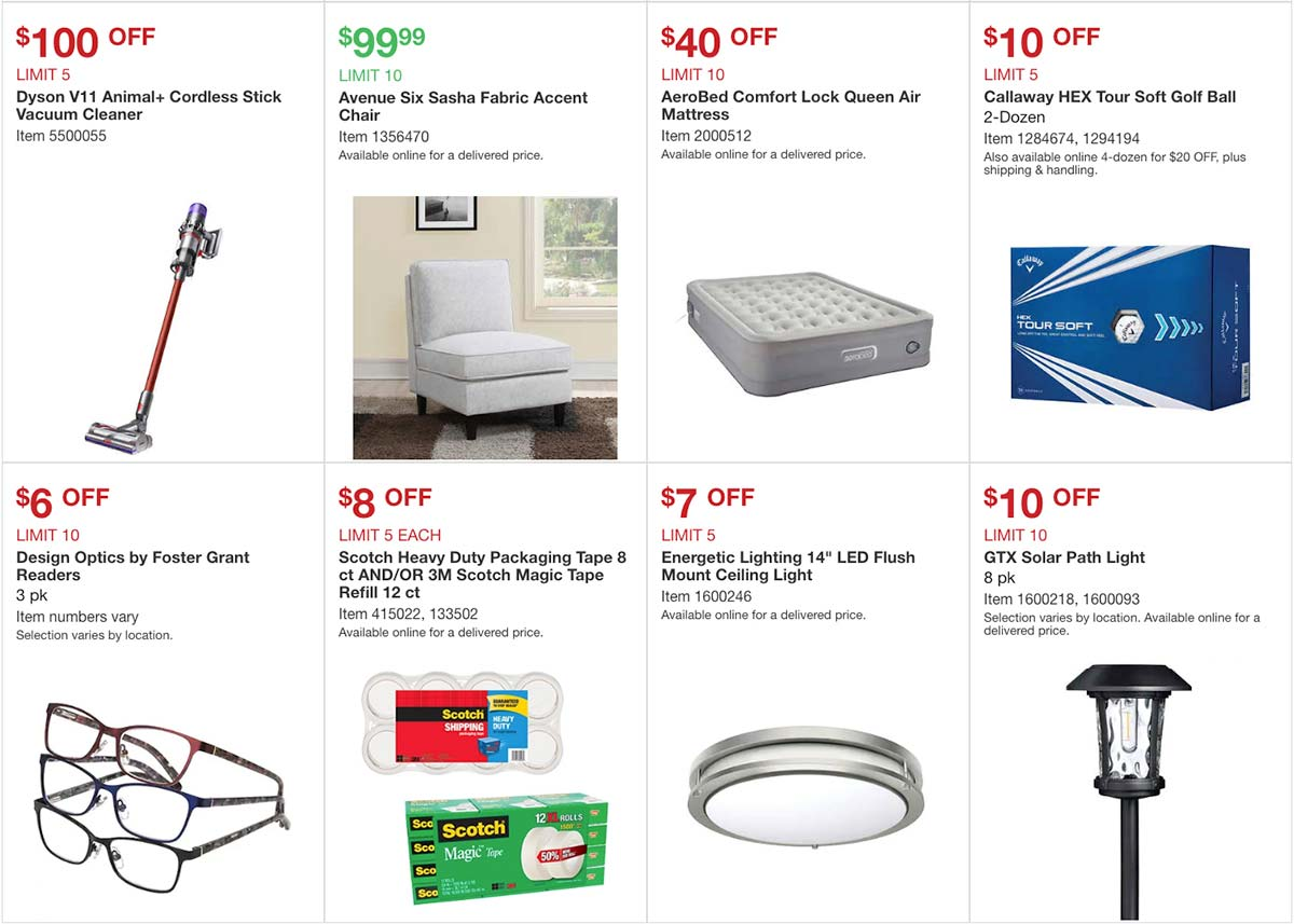 Costco May 2020 Coupon Book Page 5
