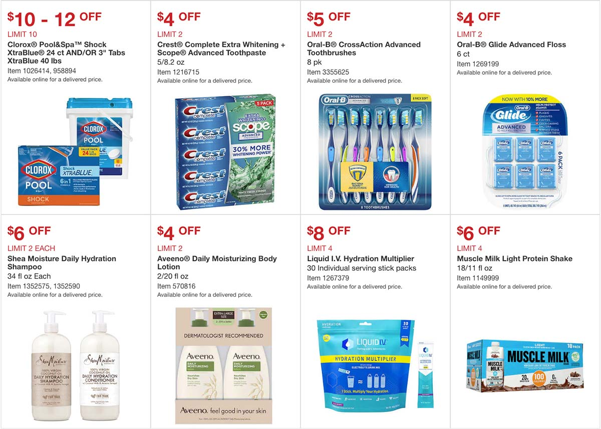 Costco May 2020 Coupon Book Page 7