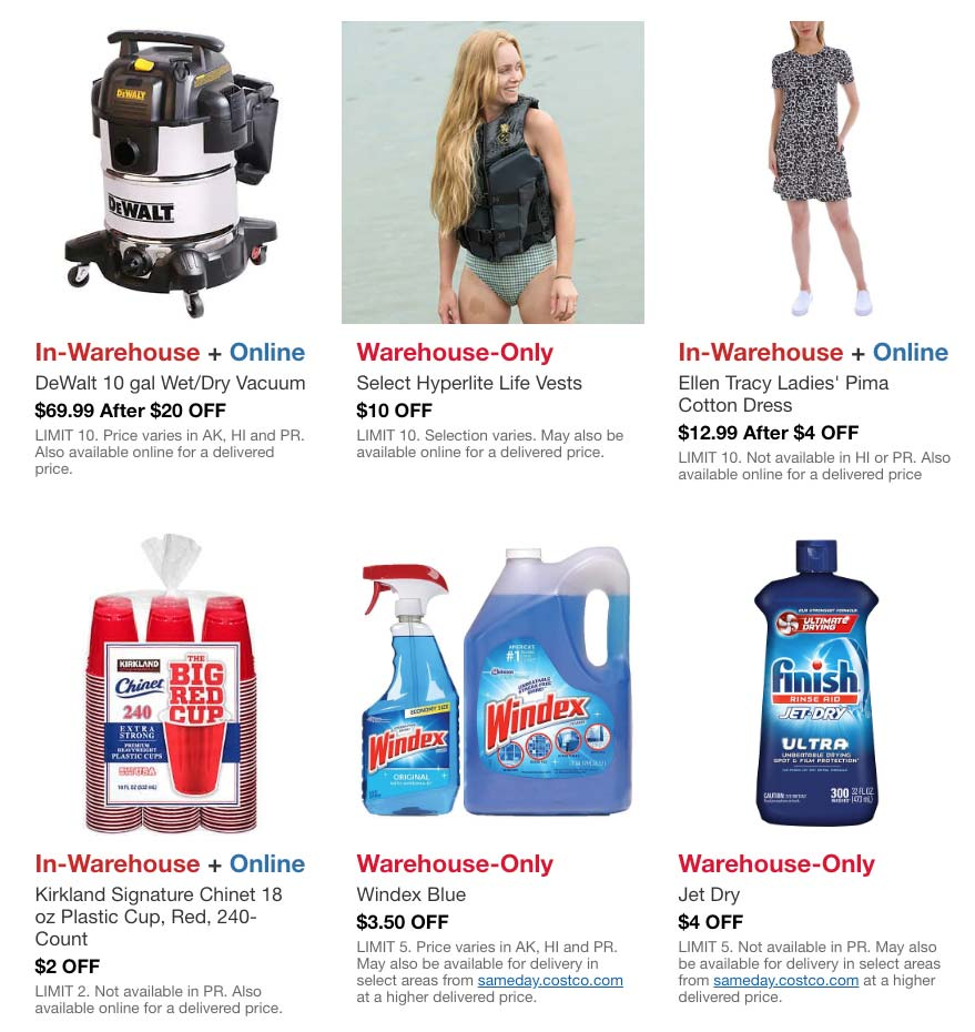 Costco May 2020 Hot Buys Page 4