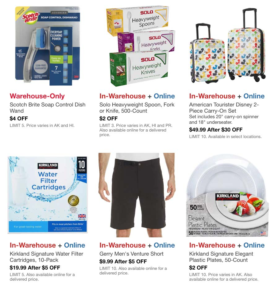 Costco May 2020 Hot Buys Page 5
