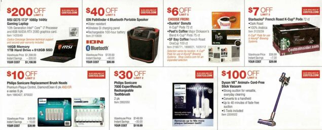 Costco July 2020 Coupon Book Page 11