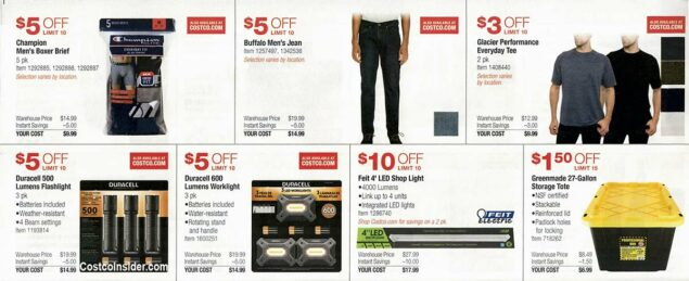 Costco July 2020 Coupon Book Page 13