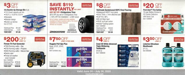 Costco July 2020 Coupon Book Page 14