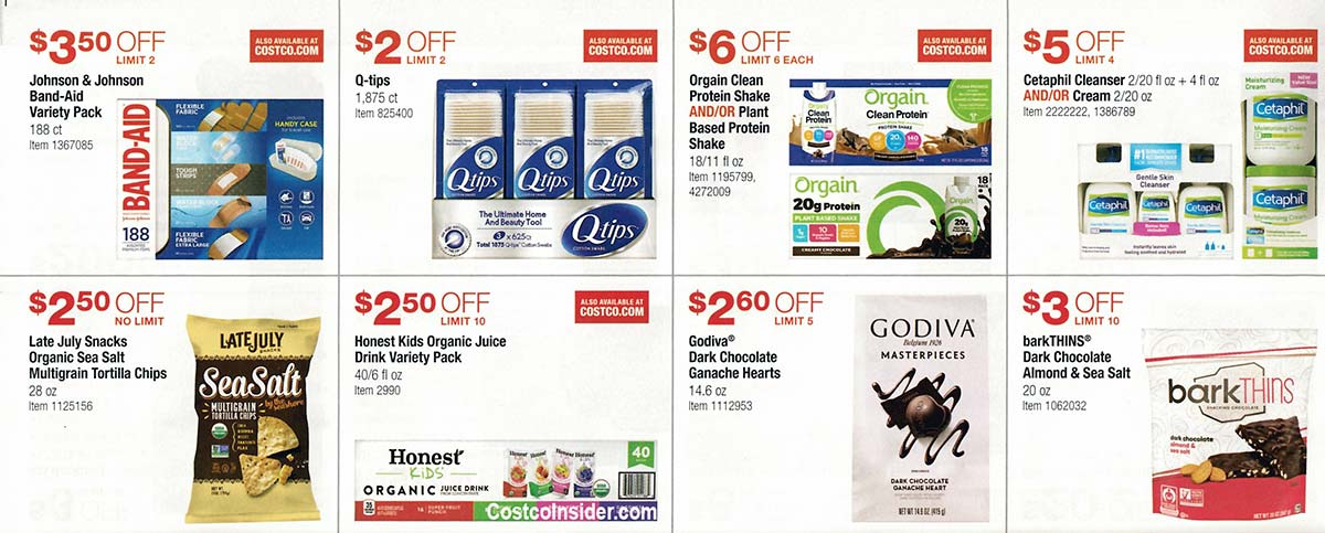 Costco July 2020 Coupon Book Page 15