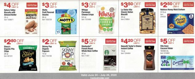 Costco July 2020 Coupon Book Page 16