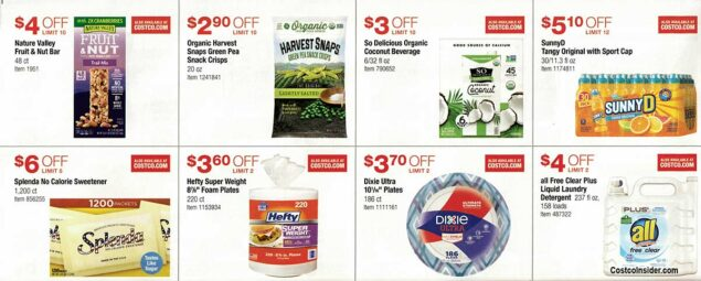 Costco July 2020 Coupon Book Page 17