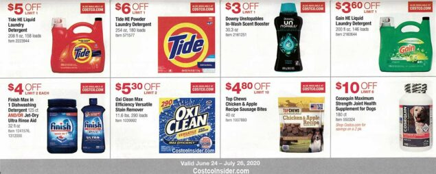 Costco July 2020 Coupon Book Page 18