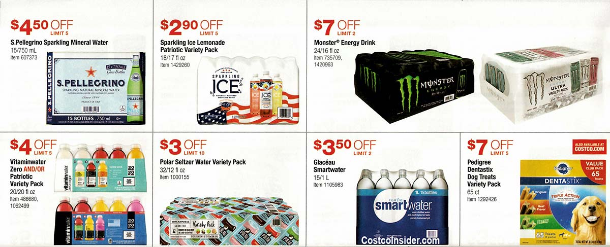 Costco July 2020 Coupon Book Page 19