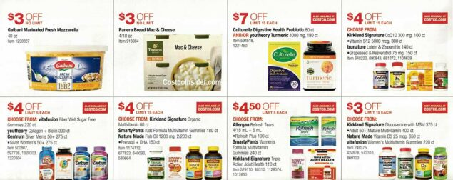 Costco July 2020 Coupon Book Page 21