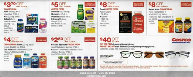 Costco July 2020 Coupon Book Page 22
