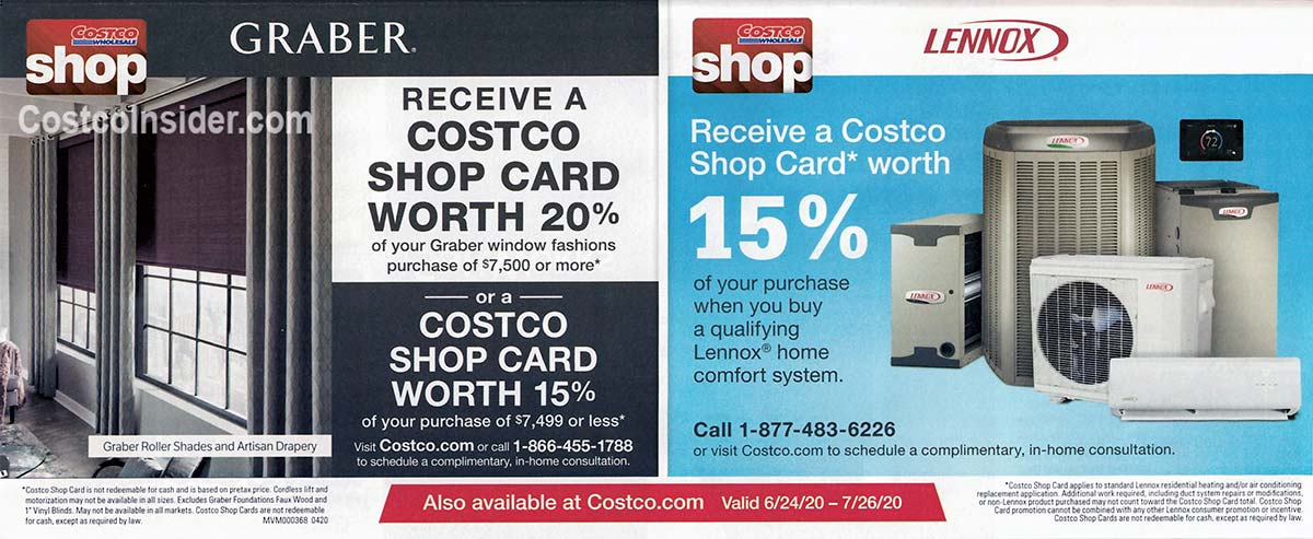 Costco July 2020 Coupon Book Page 4