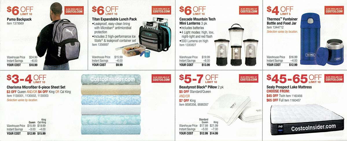 Costco July 2020 Coupon Book Page 9