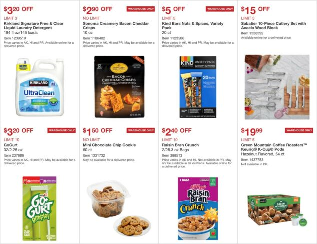 June 2020 Hot Buys Coupons Page 2