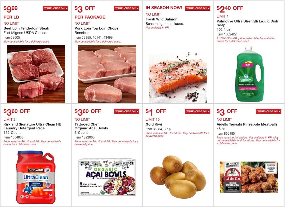 Costco August 2020 Hot Buys Coupons Page 1