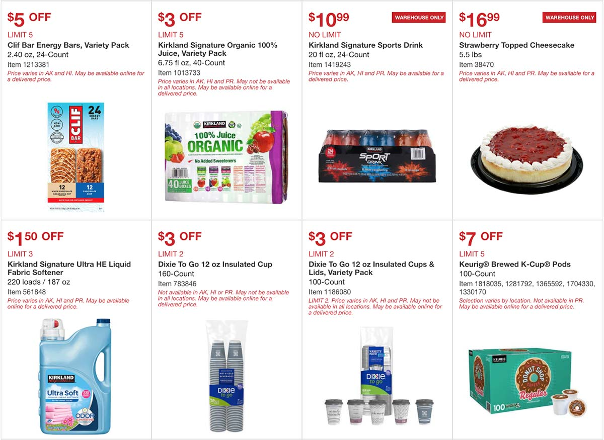 Costco August 2020 Hot Buys Coupons Page 2