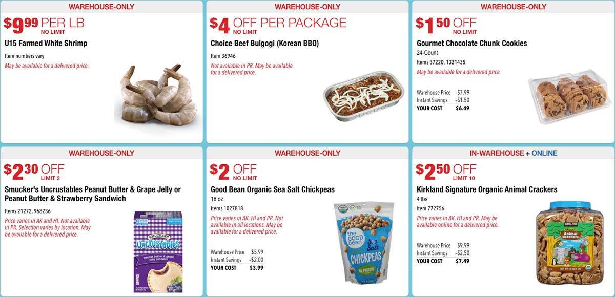 Costco August 2020 Hot Buys Part 2 Coupons Page 1