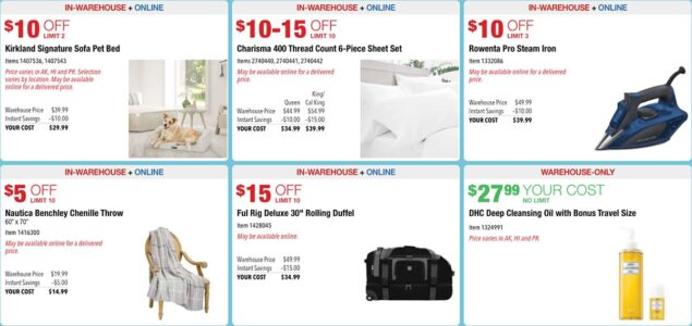 Costco August 2020 Hot Buys Part 2 Coupons Page 3