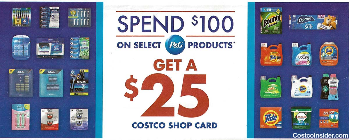 Costco September 2020 Coupon Book Page 1