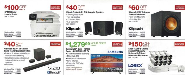 Costco September 2020 Coupon Book Page 11