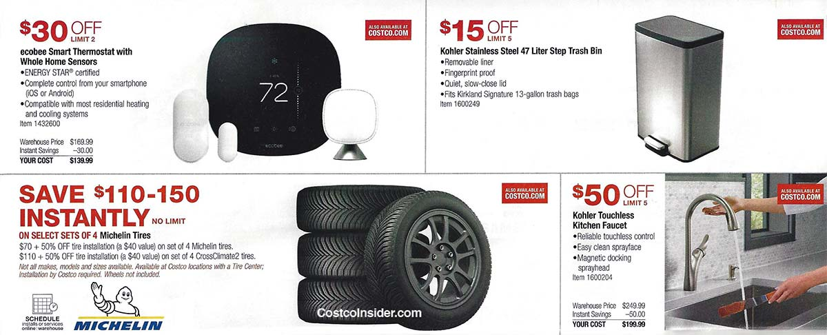 Costco September 2020 Coupon Book Page 13
