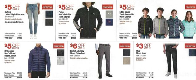 Costco September 2020 Coupon Book Page 15