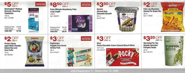 Costco September 2020 Coupon Book Page 16
