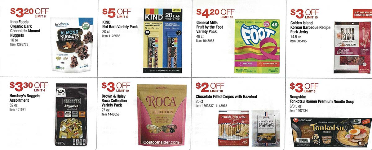 Costco September 2020 Coupon Book Page 17