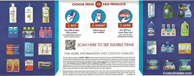 Costco September 2020 Coupon Book Page 2