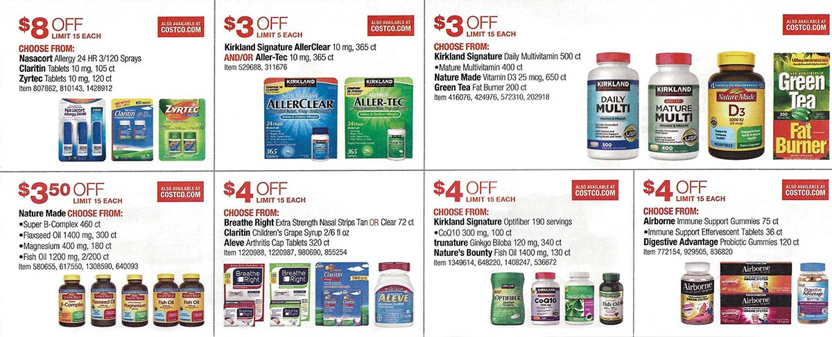 Costco September 2020 Coupon Book Page 21