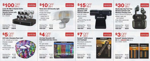 Costco October 2020 Coupon Book Page 10
