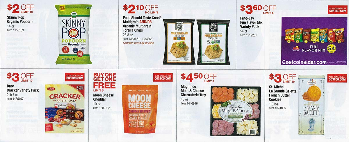 Costco October 2020 Coupon Book Page 14