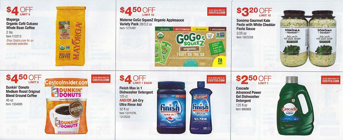 Costco October 2020 Coupon Book Page 16