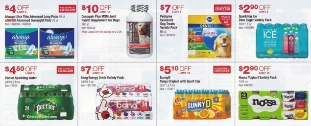 Costco October 2020 Coupon Book Page 18