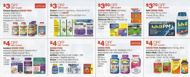 Costco October 2020 Coupon Book Page 20