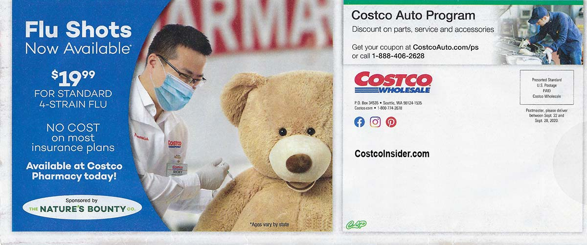 Costco October 2020 Coupon Book Page 24