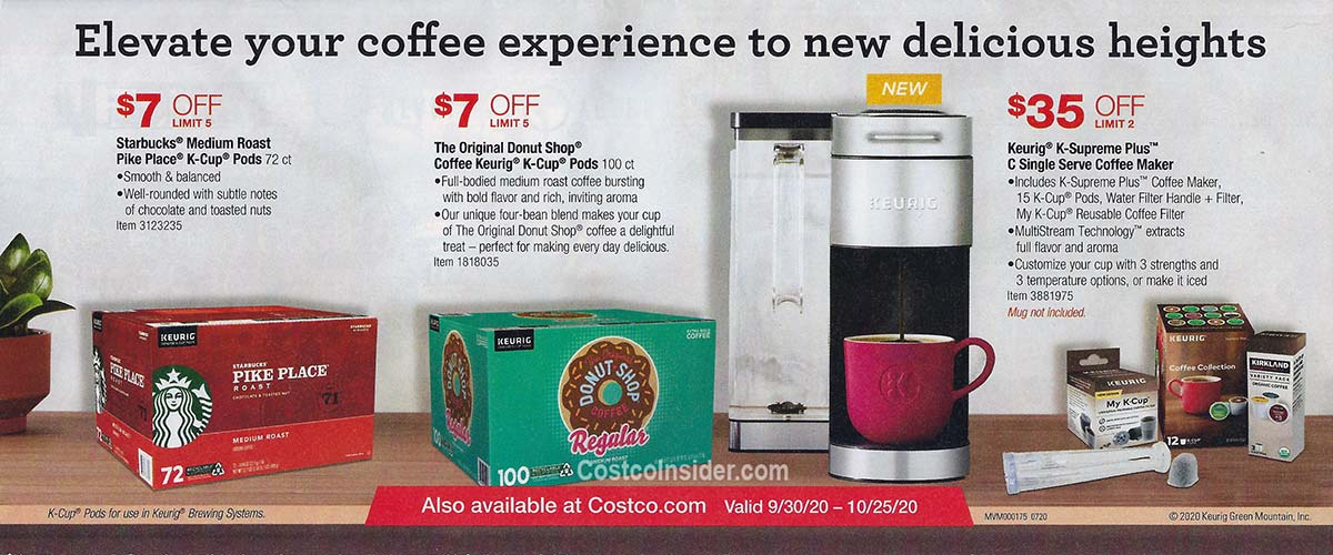 Costco October 2020 Coupon Book Page 5