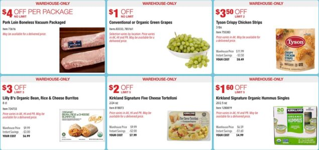 Costco September 2020 Hot Buys Coupons Page 1