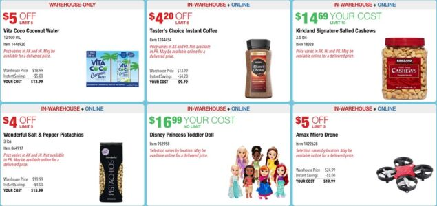 Costco September 2020 Hot Buys Coupons Page 2