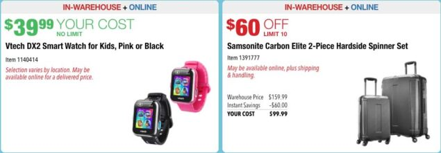 Costco September 2020 Hot Buys Coupons Page 3