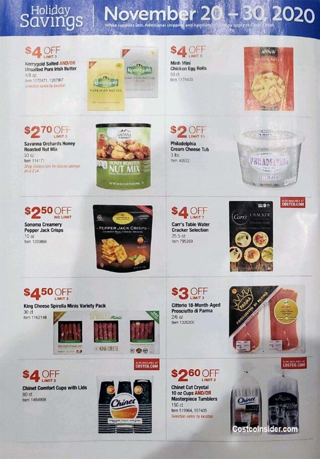 Costco Black Friday 2020 Ad Page 11
