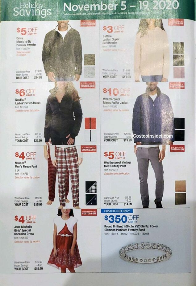 Costco Black Friday 2020 Ad Page 5