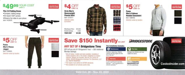 Costco November 2020 Coupon Book Page 10