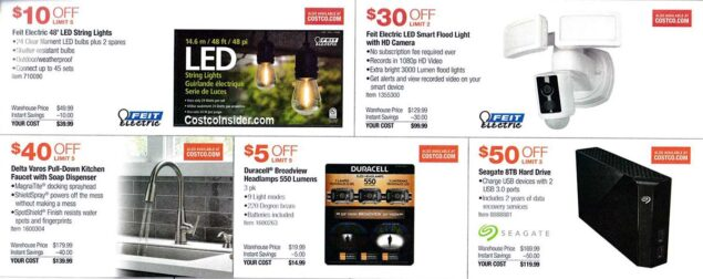 Costco November 2020 Coupon Book Page 11