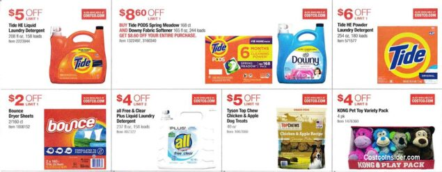 Costco November 2020 Coupon Book Page 15